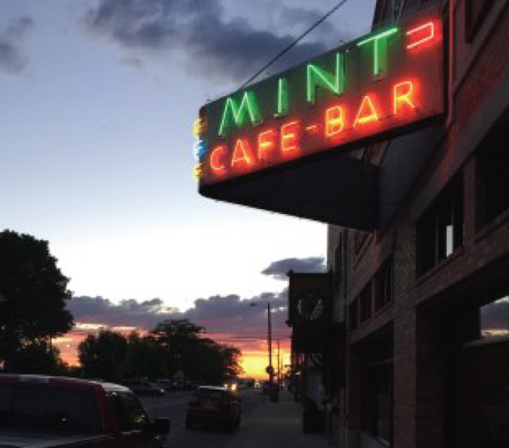 Mint-Cafe